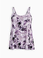Super Soft Lavender Floral Swing Cami, OTHER PRINTS, hi-res