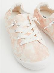 Riley - Blush Tie-Dye Canvas Sneaker (WW), BLUSH, alternate