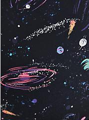 Galaxy High Neck Swim Tankini, MULTI, alternate