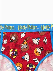 Harry Potter Emoji Characters Cotton Hipster Panty , MULTI, alternate