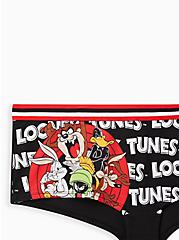 Warner Bros Looney Tunes Cotton Boyshort Panty , MULTI, alternate