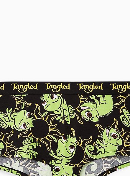 Disney Tangled Pascal Cotton Boyshort Panty , MULTI, alternate