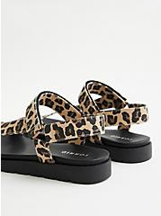 Leopard Velcro Tech Sandal (WW), ANIMAL, alternate