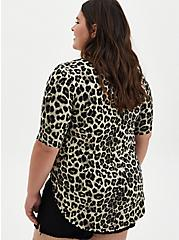 Favorite Tunic - Super Soft Leopard , OTHER PRINTS, alternate