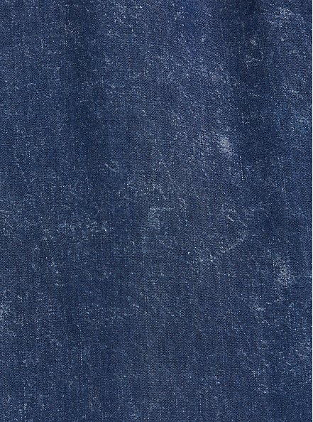 Chambray Wash Smocked Midi Dress , CHAMBRAY, alternate
