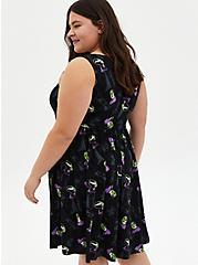 Universal Monster Frankenstein Skater Dress, , alternate