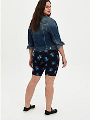 Plus Size Disney Lilo & Stitch Bike Short, MULTI, alternate