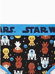Cotton Hipster Panty - Star Wars Emoji Black, MULTI, alternate