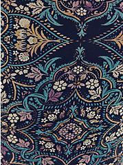 Premium Leggings - Long Floral Medallion , MULTI, alternate