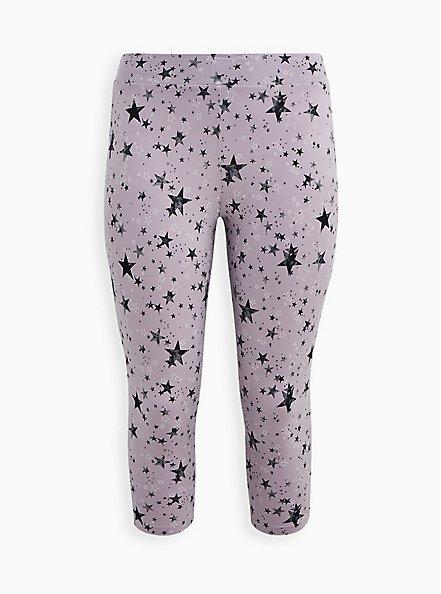 Capri Premium Legging - Star Print, MULTI, hi-res