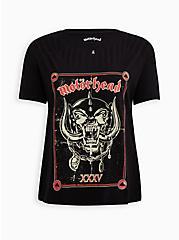 Motorhead Black Slash Tee , DEEP BLACK, hi-res