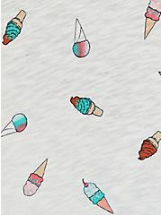 Pocket Tee - Heritage Slub White Ice Cream , OTHER PRINTS, alternate