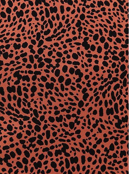 Cheetah High Neck Foxy Tank, LEOPARD, alternate