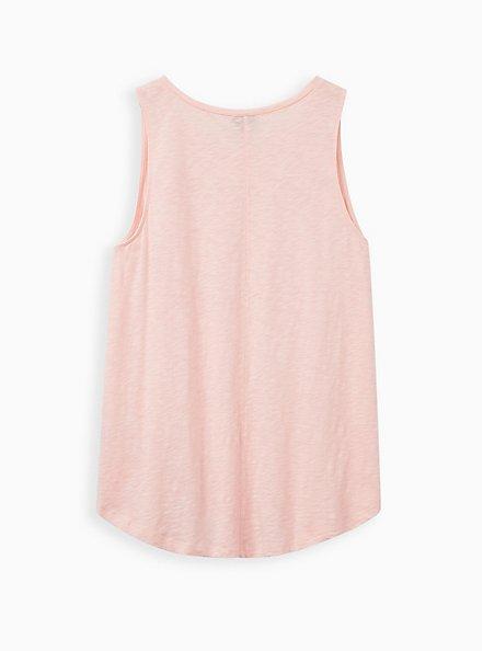 Better Human Tank - Pink, ALMOND BLOSSOM, alternate