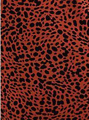 Cheetah Super Soft Sleeveless Romper, CHEETAH, alternate