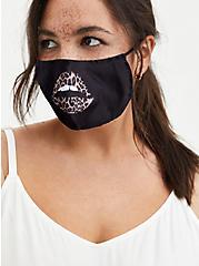 Leopard Lips Non-Medical Reusable Masks - Pack of 3, , alternate