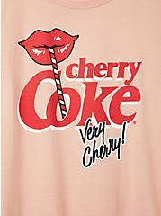 Slim Fit Tee - Pink Cherry Coke , PINK, alternate