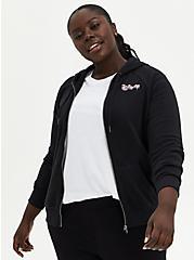 Disney Pride Mickey & Friends Hoodie - Fleece Black, DEEP BLACK, alternate