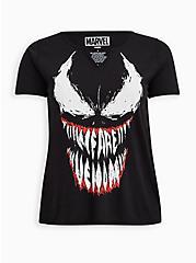 Marvel Venom Classic Notch Top, DEEP BLACK, hi-res