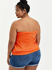 Tube Top - Bright Orange, , alternate