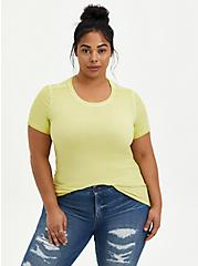 Perfect Tee - Super Soft Lime, LIME, hi-res