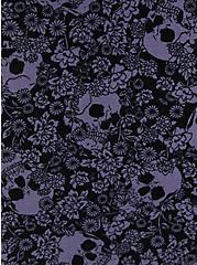 Favorite Tunic - Super Soft Black Skull, OTHER PRINTS, alternate