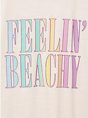 High Neck Tank - Feelin' Beachy Pink, PINK, alternate