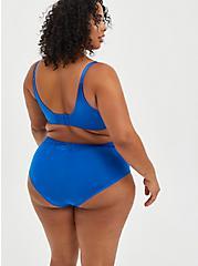 Push-Up T-Shirt Bra - Blue With 360° Back Smoothing™ , LAPIS BLUE, alternate