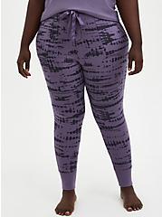Sleep Legging With Pockets - Super Soft Washed Purple, MULTI, alternate