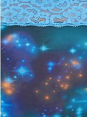 Cheeky Panty - Blue Second Skin Lace, DEEP SPACE, alternate