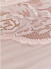 Breast Cancer Awareness Cheeky Panty - Microfiber Pink, LOTUS, alternate