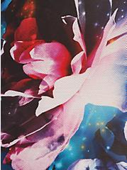 Underwire Bodysuit - Mesh Floral Galaxy Blue , FLORAL IN GALAXY, alternate