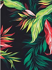 Crop Active Swim Tankini - Tropical , MULTI, alternate