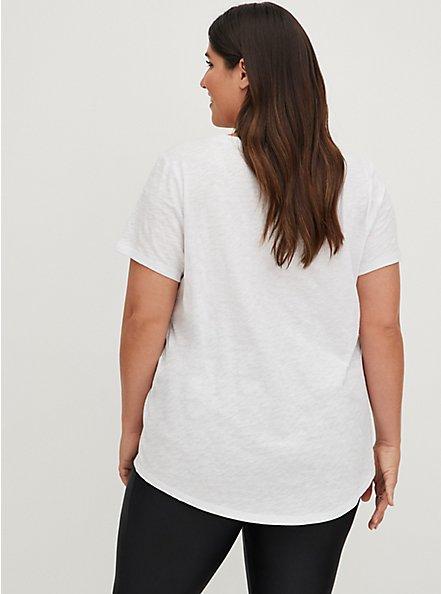 Pocket Tee - Heritage Slub White, BRIGHT WHITE, alternate