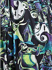 Disney The Night Before Christmas Retro Swing Dress, MULTI, alternate