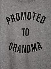Slim Fit Crew Tee - Grandma Heather Grey, MEDIUM HEATHER GREY, alternate