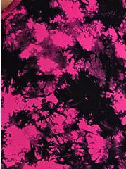 Pink Tie-Dye Super Soft Midi Sleep Gown, MULTI, alternate
