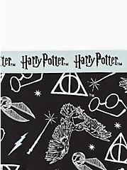 Harry Potter Cotton Boyshort Panty, MULTI, alternate