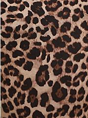 Plus Size Retro Chic Audrey Pull-On Pant - Ponte Leopard, OTHER PRINTS, alternate