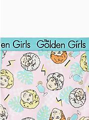 High Waist Panty - Cotton The Golden Girls , MULTI, alternate