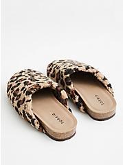 Shearling Slip On - Leopard (WW), LEOPARD, alternate