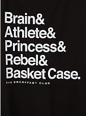 Classic Fit Tank - Breakfast Club Black, DEEP BLACK, alternate