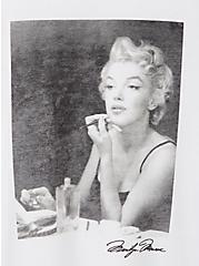 Slim Fit Crew Tee - Marilyn Monroe Makeup White, BRIGHT WHITE, alternate