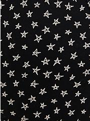 Military Short - Twill Stars, STARS - BLACK, alternate