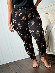 Premium Legging - Skull Print Black, MULTI, alternate