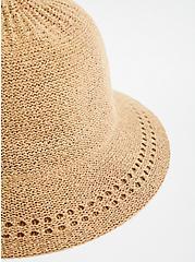Camel Bucket Hat, BEIGE, alternate