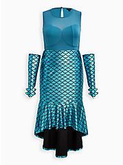 Sexy Mermaid Costume, MERMAID WATERS, hi-res