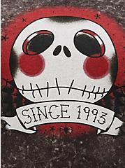 Disney The Nightmare Before Christmas Jack Skull Top, DEEP BLACK, alternate