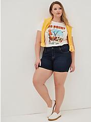 Classic Fit Crew Tee - No Doubt White, BRIGHT WHITE, alternate