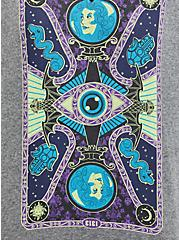 Disney Haunted Mansion Tarot Card Sweatshirt - Heather Grey , LIGHT HEATHER GREY, alternate